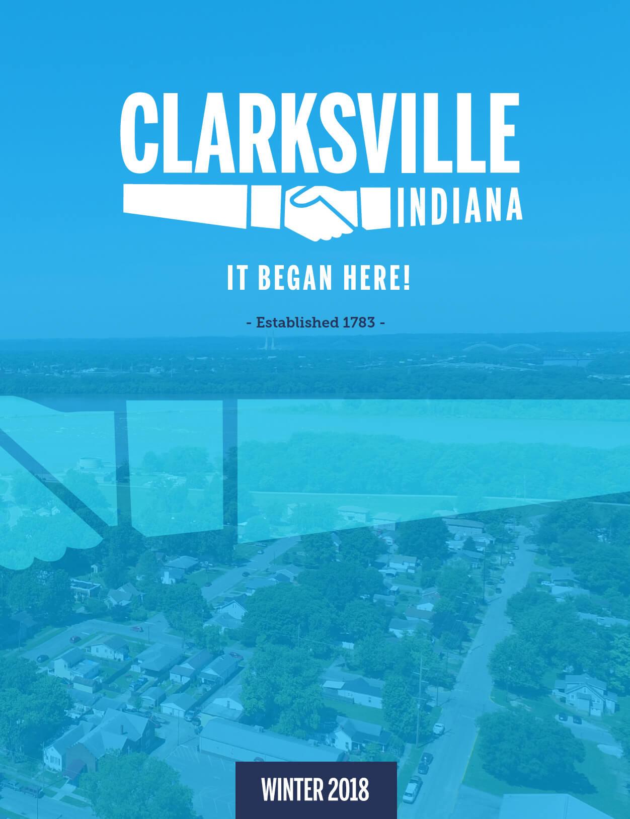Clarksville Magazine Winter 2018