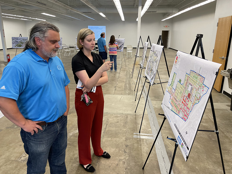 Clarksville Officials Share Vision for the Future of Lewis and Clark Parkway Corridor