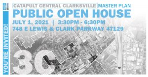3C Master Plan Public Open House @ Old Service Merchandise Building