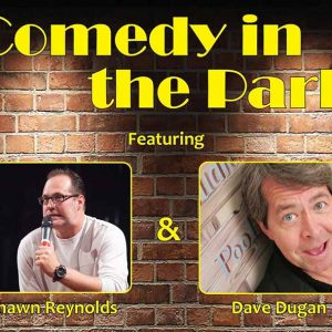 """Clarksville Parks Hosting FREE """"Comedy in the Park"""" Event"""