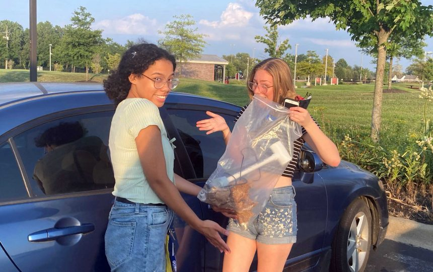 CCSC Students Work to Help the Town of Clarksville 'Beat the Heat'