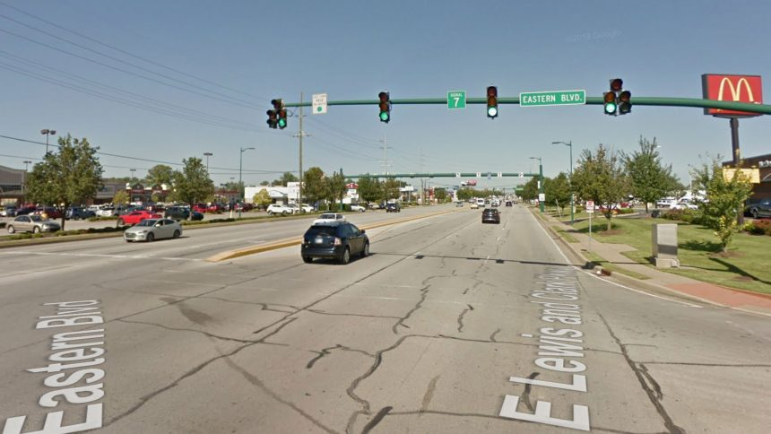 Section of Lewis and Clark Parkway Closing on Tuesday, August 10th