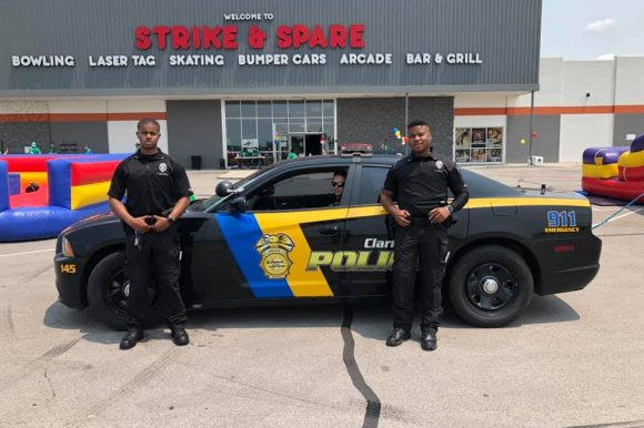 Clarksville Police Searching for New Reserve Police Officers