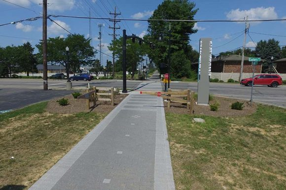 Clarksville Awarded Grant by Duke Energy for the Discovery Trail and Gateway Park